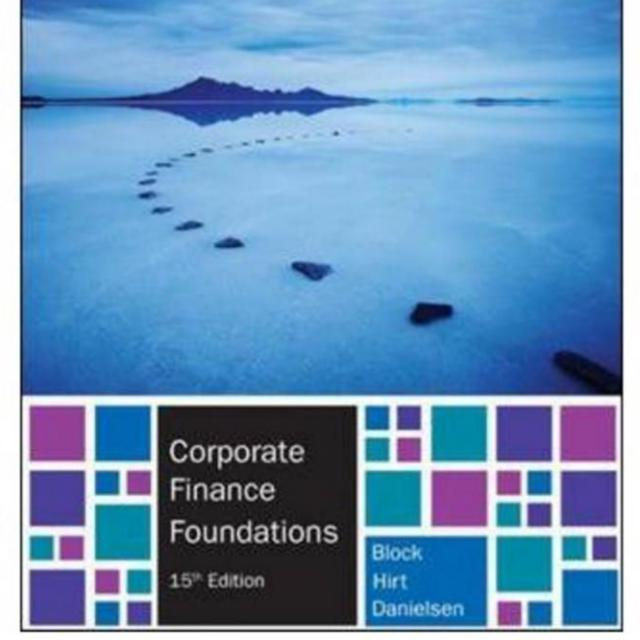 Corporate finance foundations mcgraw hill books stationery photo photo photo fandeluxe Image collections