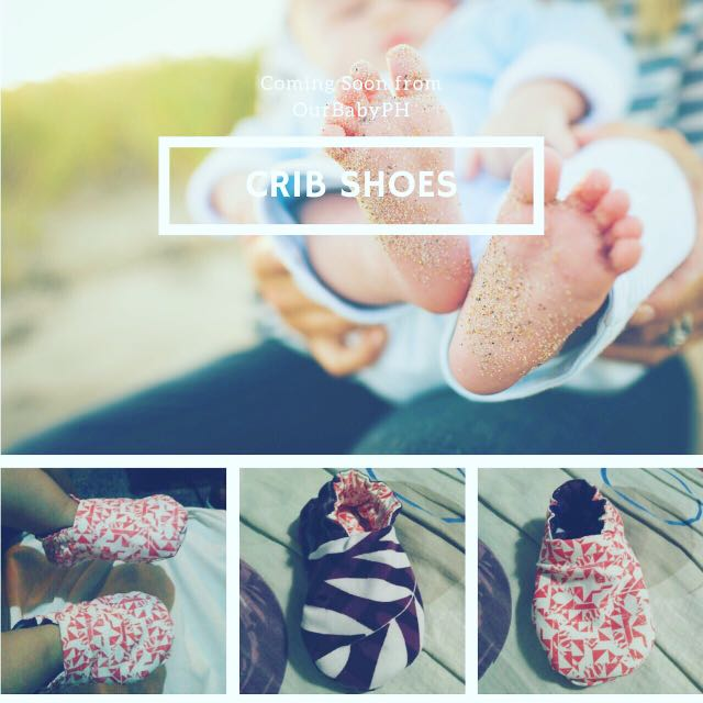 2-in-1 Reversible Crib Shoes From OurBabyPH