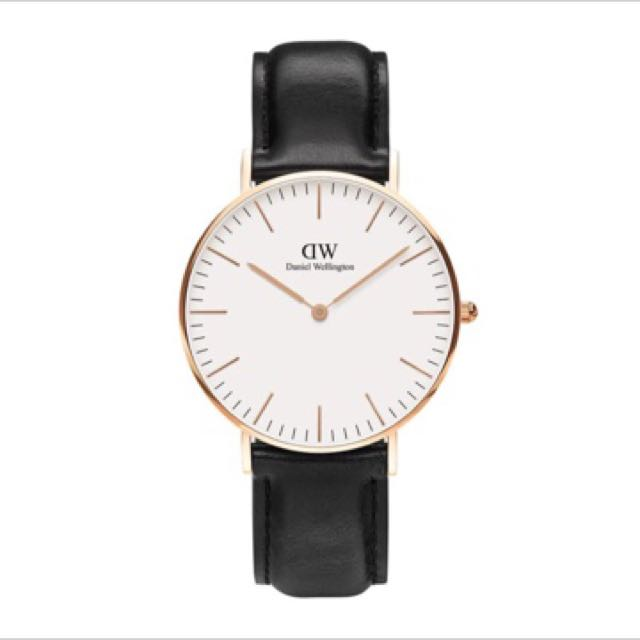 Daniel Wellington Rose Good Watch
