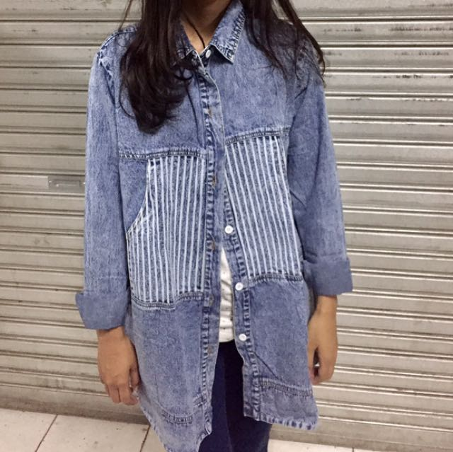 Denim Mayoutfit