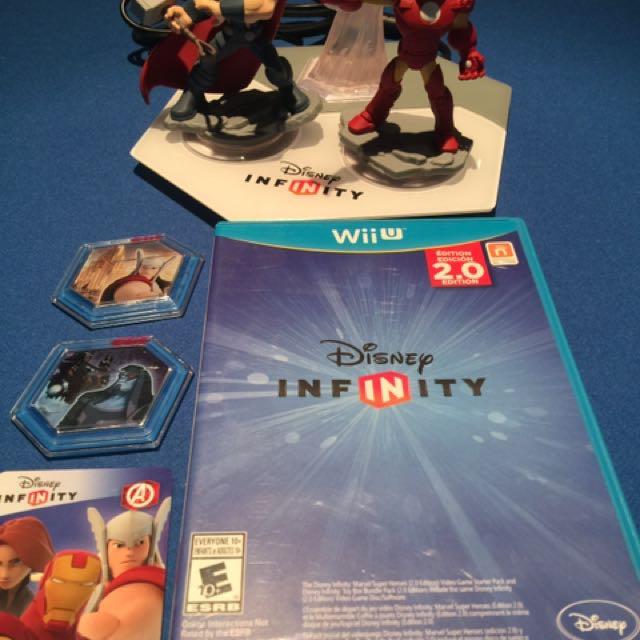 Disney Infinity 2.0 (Wii U)