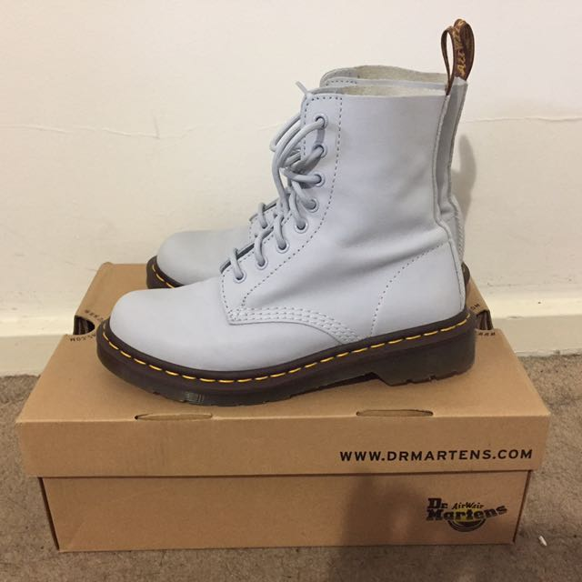 Doc Martens (Blue Moon Pascal boots)