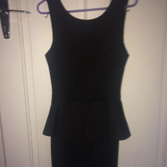 Dotti Black Dress