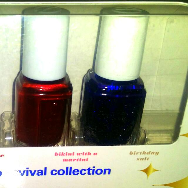 Essie's Retro Revival Nail Polish Collection