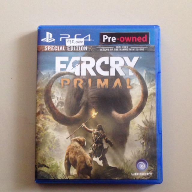 FARCRY PRIMAL (Special Edition)