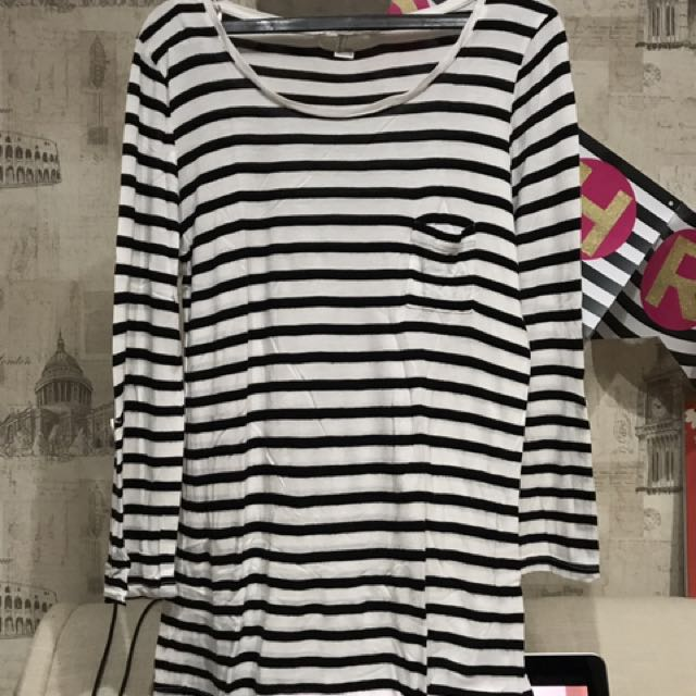Forever21 Stripe Shirt