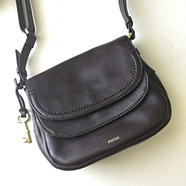 FOSSIL Peyton Double Flap (NEW)
