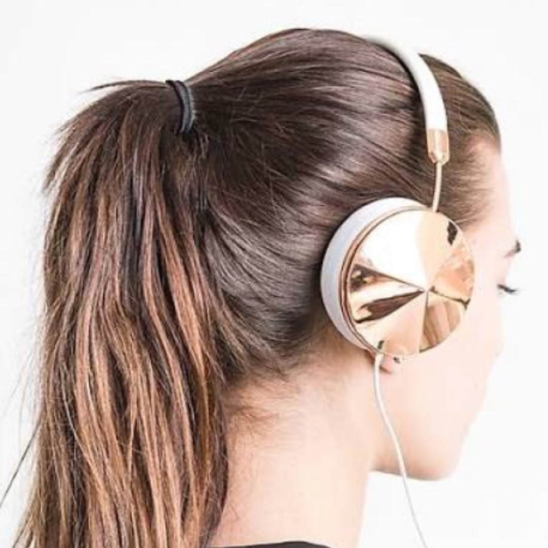 Frends Headphones Taylor Gold