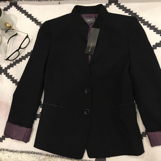 G2000 Women Blazer, Fold Up Sleeves