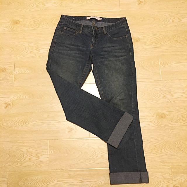 GIORDANO牛仔褲