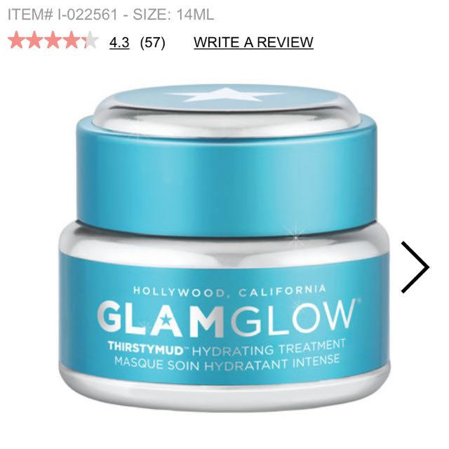 Gram Glow Thirstymud
