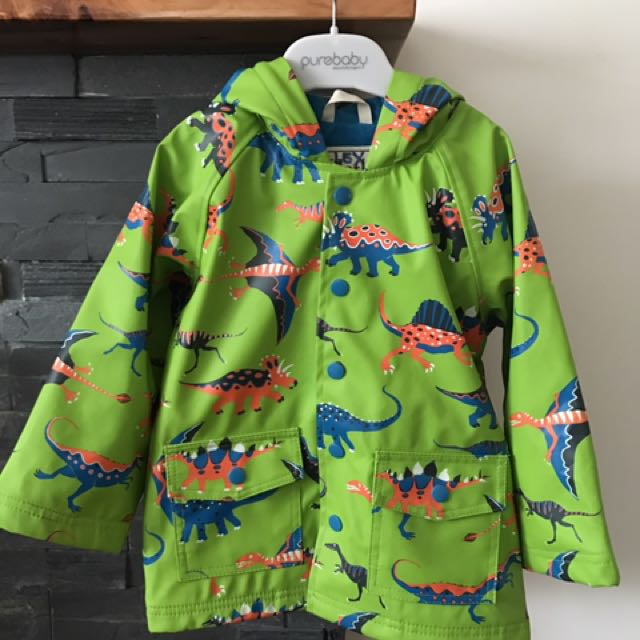 Hatley Rain ☔️ Coat - Size 3