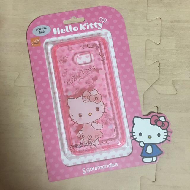 HTC M10 手機殼 空壓殼 凱蒂貓 Hello Kitty