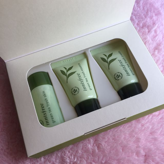 Innisfree fresh special kit