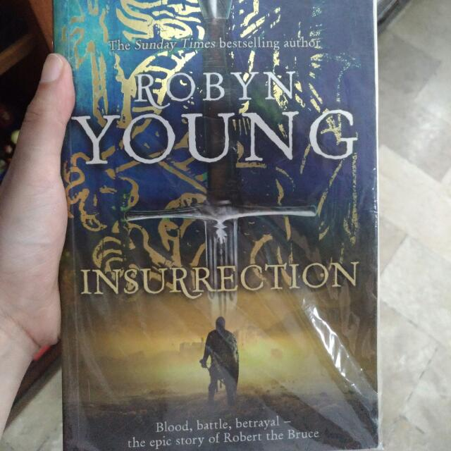 Historical Fiction: Insurrection - Robyn Young