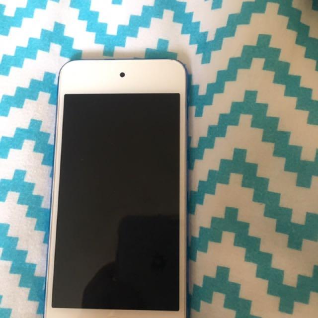 iPod 6 - Blue