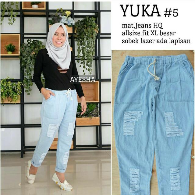 Jeans Kekinian