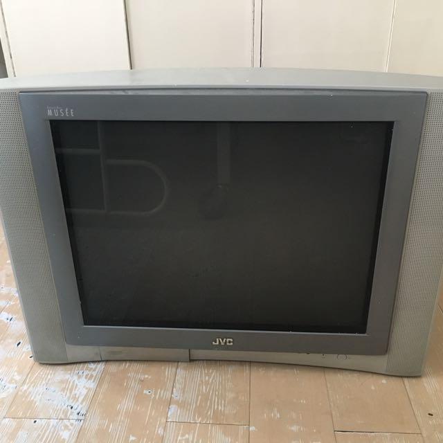 "JVC 27"" TV"