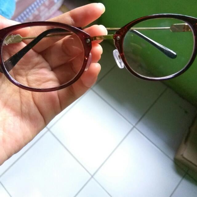 Kacamata Merk Ray Ban Brown