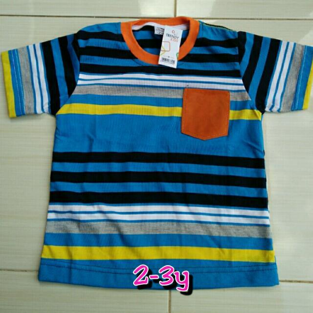 Kaos Anak Laki2 Sz S-M