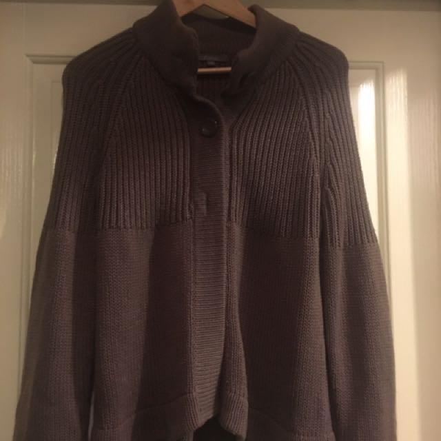 Katie's Knit Cardigan Size M