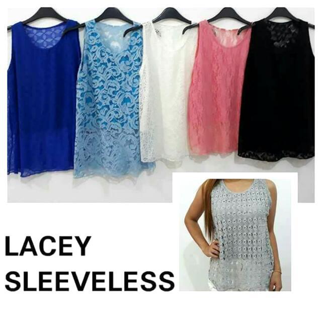 Lacey Sleeveless