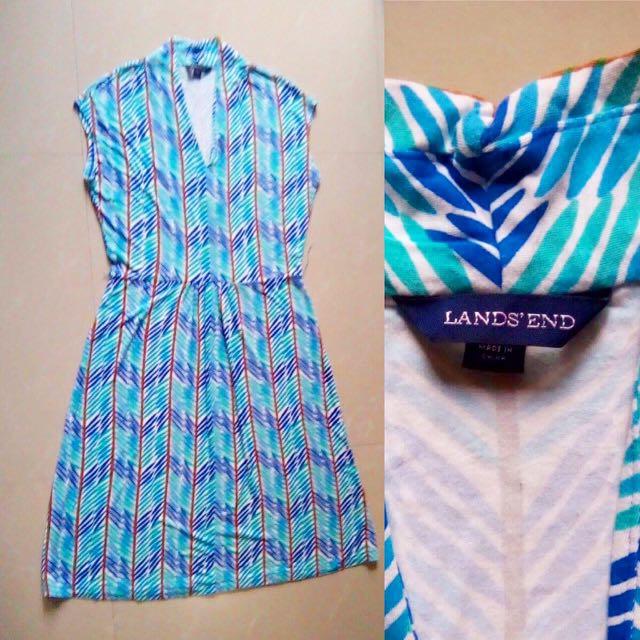 Lands'end Dress