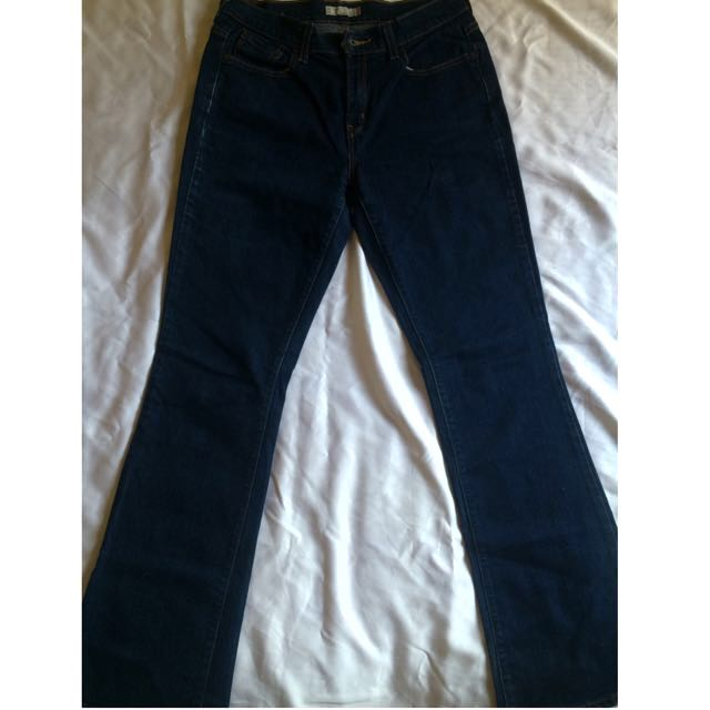 Levi's Jeans Boot Cut Original USA