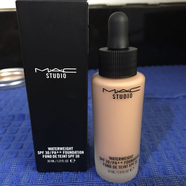 MAC Waterweight Foundation