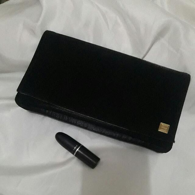 Make Up Clutch With Mirror
