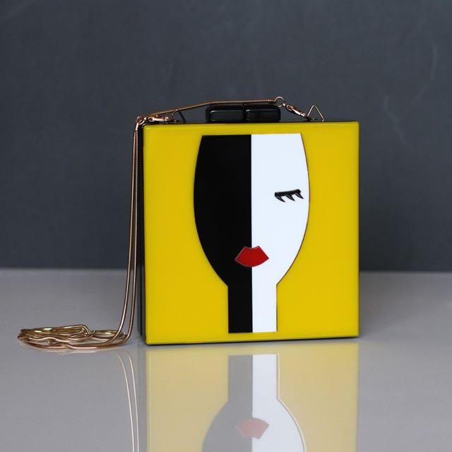 Lolly - Acrylic Bag