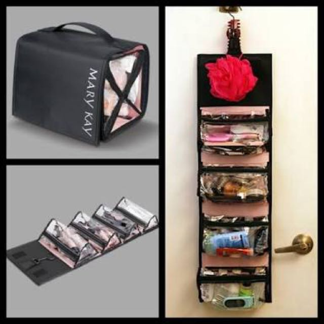 Mary kay Roll Up bag-pouch