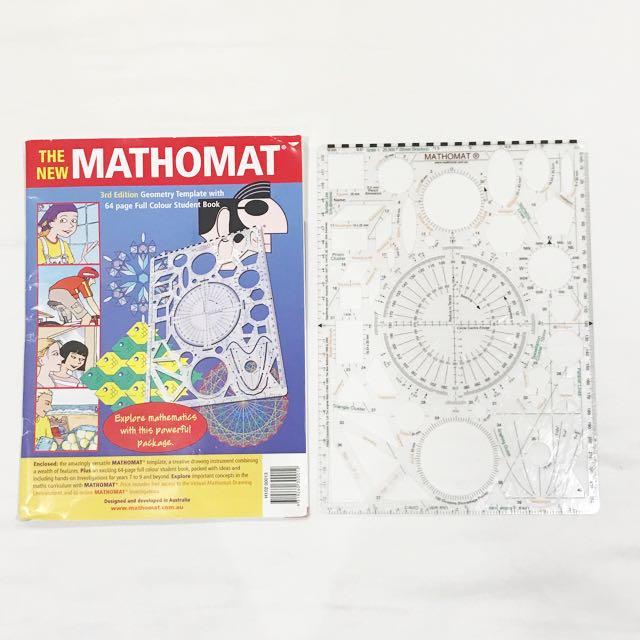 Mathomat Geometry Template