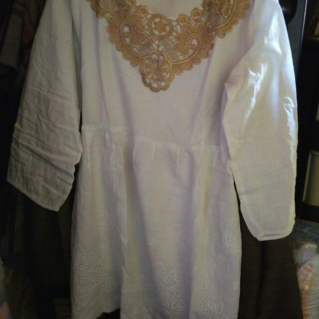 Mini Dress (Puring Di Dalam)