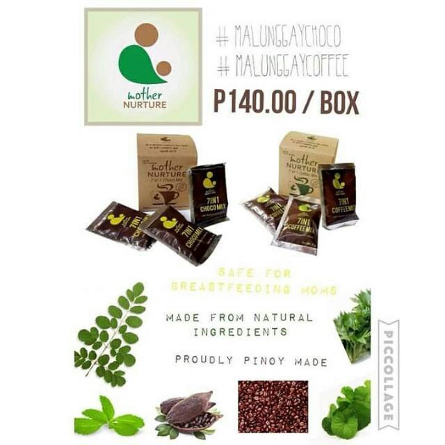 Mother Nurture Choco Or Coffee Mixes