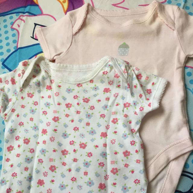 Mothercare Bodysuits (2pcs)