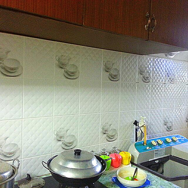 Mozek Dinding Dapur Home Furniture Décor On Carou