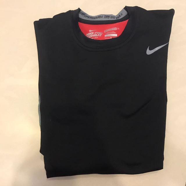 Nike 保暖機能衣 #nike