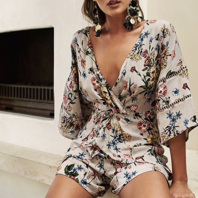 Northeast Playsuit