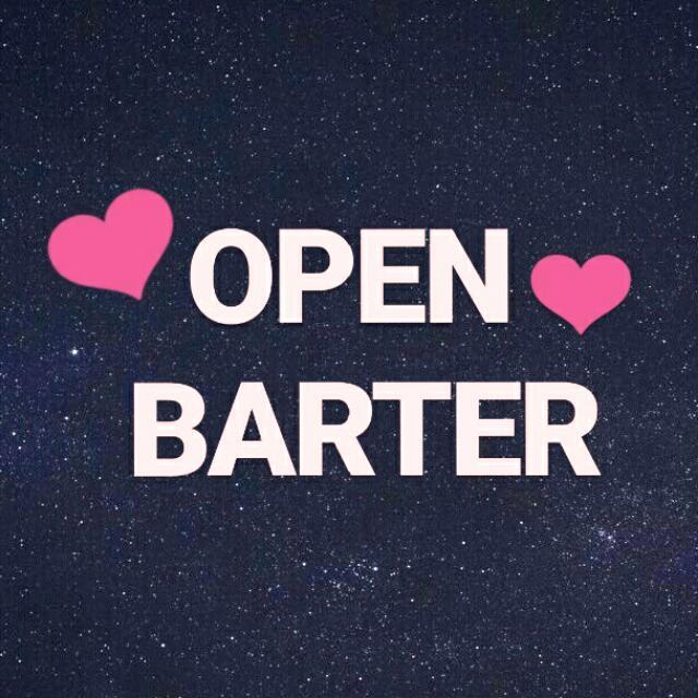 Open Barter Sis