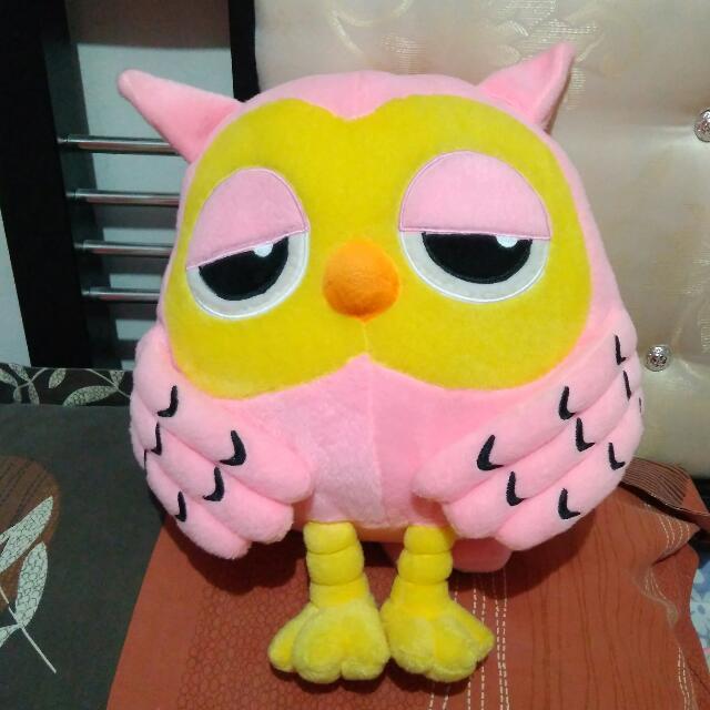Owl Doll (Boneka Burung Hantu)