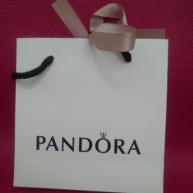 PANDORA Gift Bag/Box