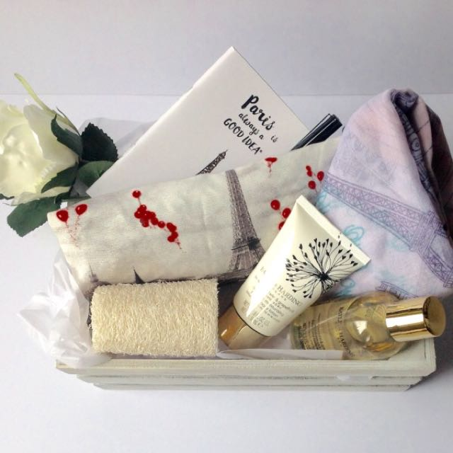 Paris Delight Gift Box