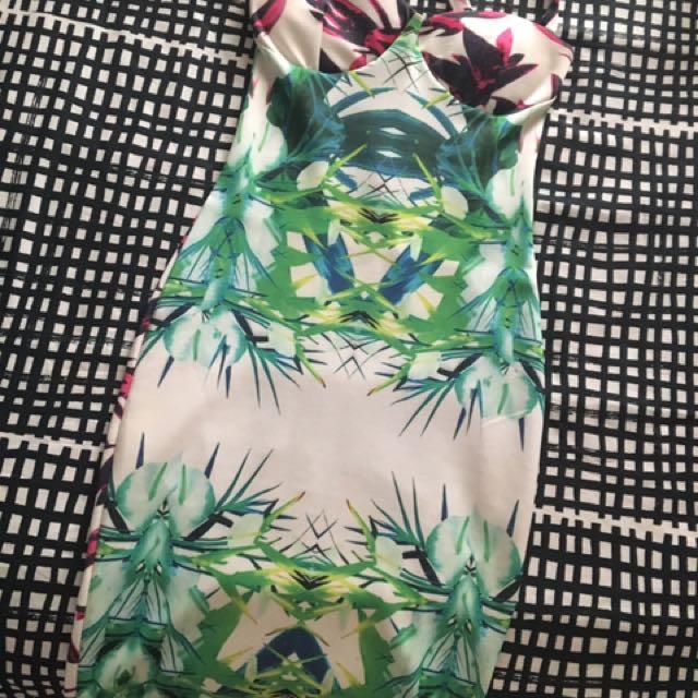 Pencil Skirt Length Dress