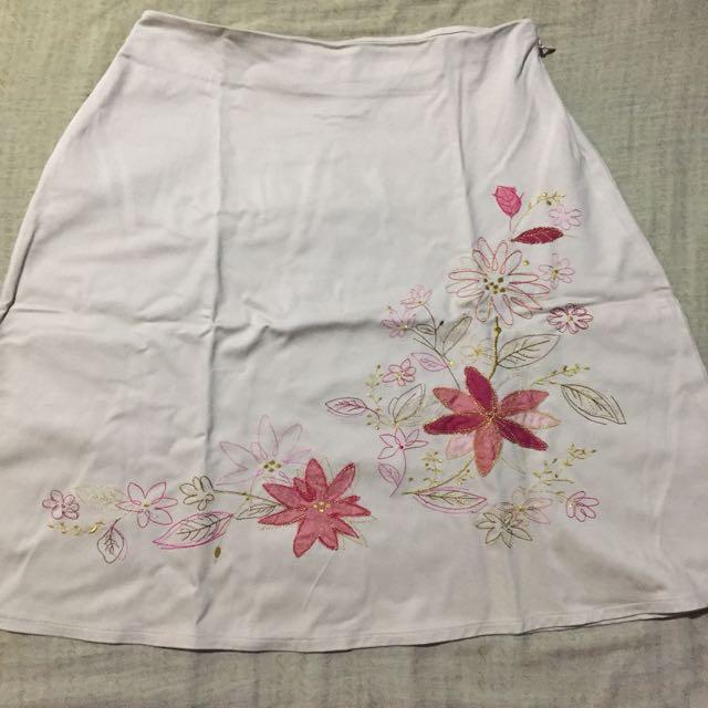 Pinksoda Midi Skirt
