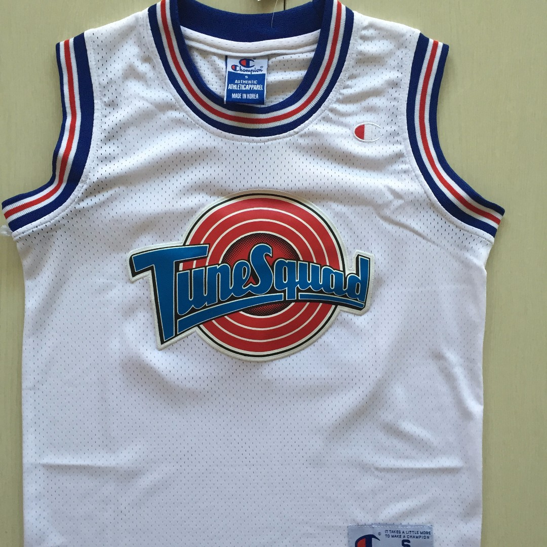 save off 00171 7f965 [PO] Spacejam Tunesquad Kids Michael Jordan Swingman Jersey