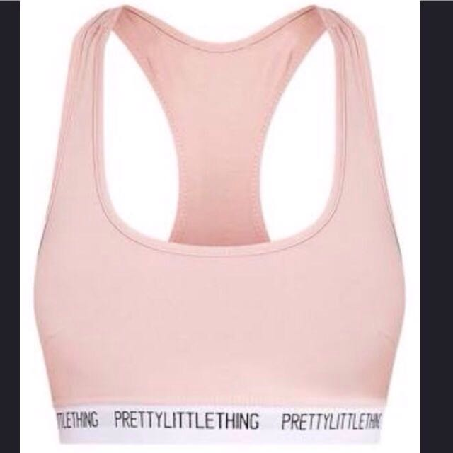 Pretty Little Thing Sports Bra Top