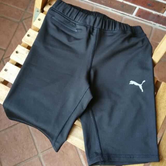 PUMA Under Shorts Cycling Warm Boys