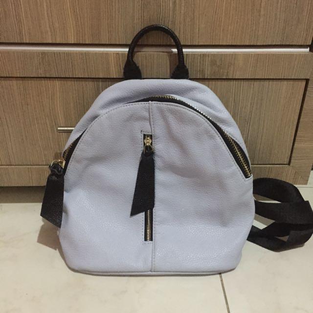 Ransel Mini Backpack Miniso look alike