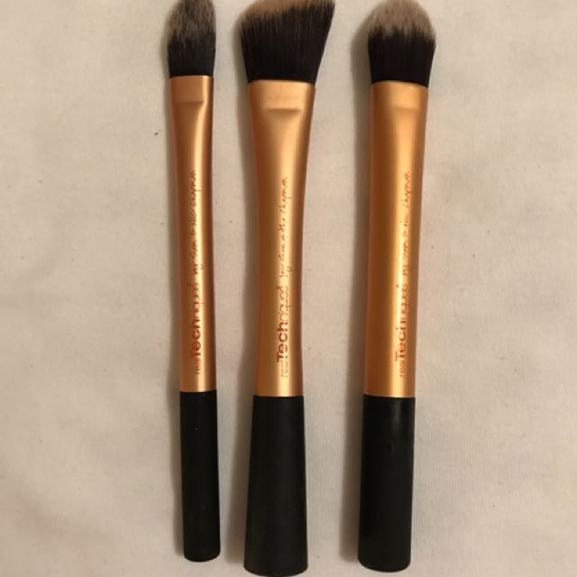 Real Techniques & Morphe Brushes